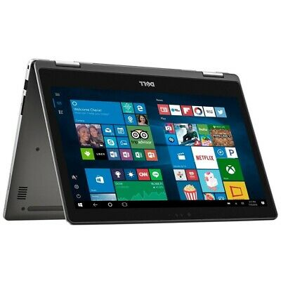 Dell Inspiron 13 7378 7000 13.3in 2-in-1 Touchscreen HD 8GB 128GB SSD Laptop