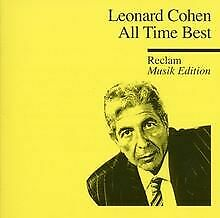 All Time Best-Greatest Hits (Reclam Edition) von Cohe... | CD | Zustand sehr gut
