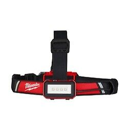 Milwaukee Electric Tools 2115-21 USB Rechargeable Low-Profile Headlamp