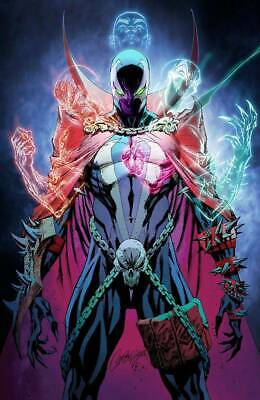 Spawn #301 Image Comics 2019 J. Scott Campbell Virgin Variant Cover P