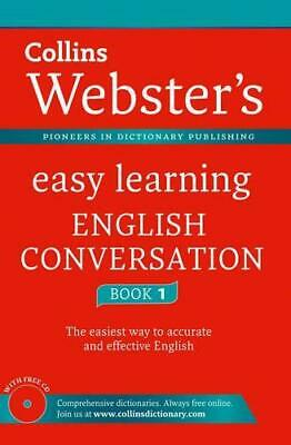 Webster's Easy Learning English Conversation: Book 1 (Collins Easy Learning Engl