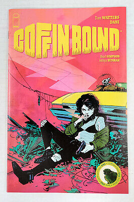 Coffin Bound #1 1st Printing (2019, Image Comics) NM/NEW SOLD OUT