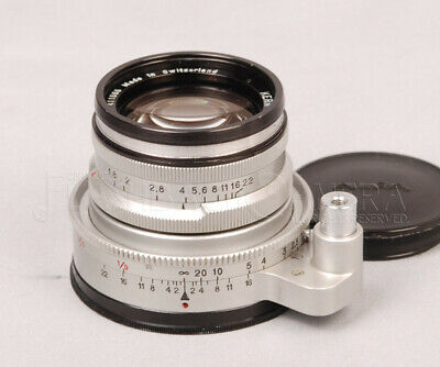 Kern Auto Switar 50mm f1.8 for Alpa Macro-Switar #016482