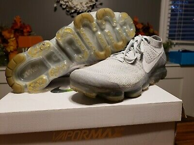 Nike Air VaporMax Flyknit OG Pure Platinum Size 15. 849558-004 max 1