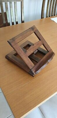 Vintage/Antique Wooden stand. Book or Bible?