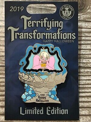 Disney Parks Terrifying Transformations Ursula Pin LE 5000