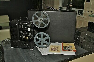 DITMAR DUO 16mm & 8mm Film Projector