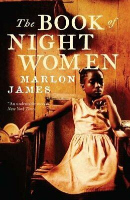 The Book of Night Women,Marlon James- 9781851687213