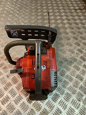 Efco 134 Petrol Chainsaw Shot Stihl Oil Included Not Ms200