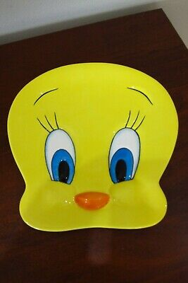 Vintage Collectible Tweety Bird Plate - listing 1