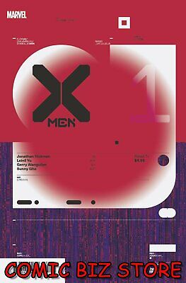 X-Men #1 (2019) 1St Printing Scarce 1:10 Muller Design Variant Cover Dx ($4.99)