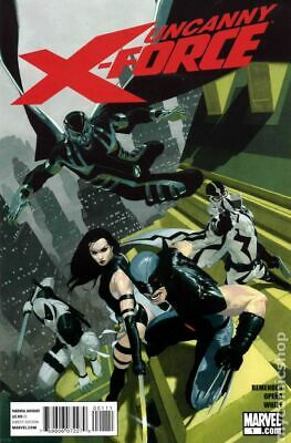 Uncanny X-Force 1A Ribic Variant VF 2010 Stock Image