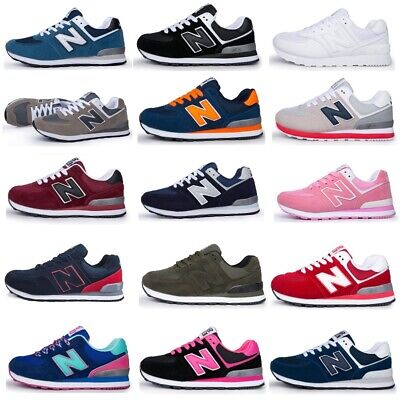 2019 NEW Balance 574 Running Shoes Casual Lace Uomo e Donne Scarpe Size 36-47