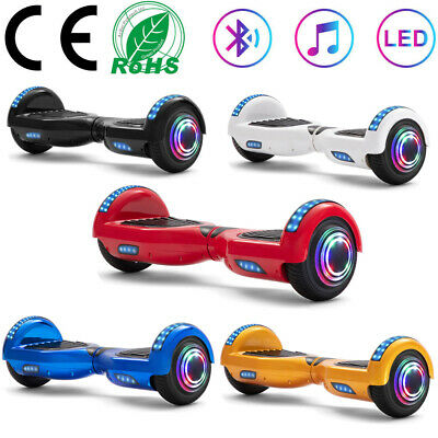 Hoverboard 6.5 Electric Scooters Bluetooth Self-Balancing Scooter 2 Wheels Board