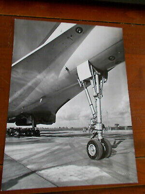 Concorde-Aviation-Photo format approx.18/24-Collection.