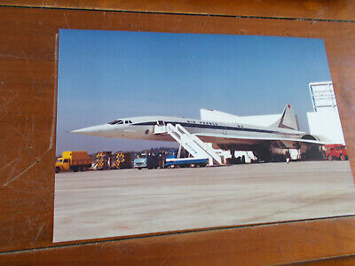 Concorde-Aviation-Photo format approx.20/29-Collection.