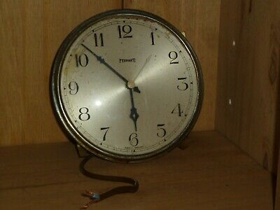 Ferranti electric mantel clock movement for spares