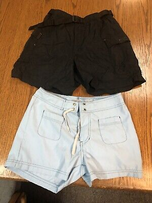 Two Pairs Of Columbia Shorts - Small