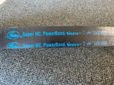 GATES SUPER HC POWERBAND Vextra V80 BELT, 2/5VX1000