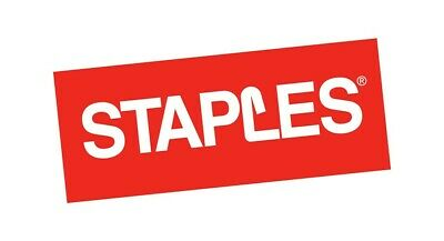 $770 Staples GIftcard GREAT TO GET SOME QUICK SAVINGS