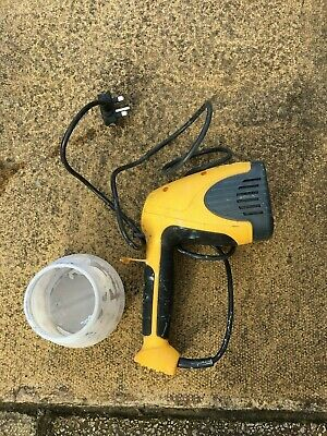 Wagner W 100 Electric Paint Sprayer for Wood & Metal paint.