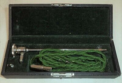 vintage Boehm cystoscope surgical collectible piece in case medical