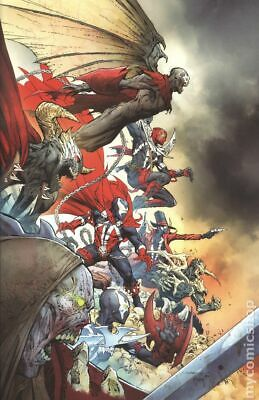 Spawn #300O Opena Variant NM 2019 Stock Image