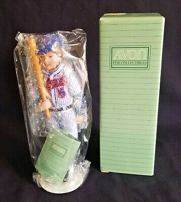 "NEW in BOX Avon 1991 ""GRAND SLAMMERS"" CHILDHOOD DREAMS Porcelain Doll Sealed"
