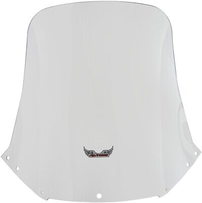 Slipstreamer Replacement Scooter Windshield - Clear HELIX-20