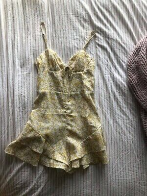 Rumour Boutique Playsuit