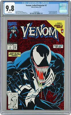 Venom Lethal Protector 1A Red Foil Variant CGC 9.8 1993 1396903004