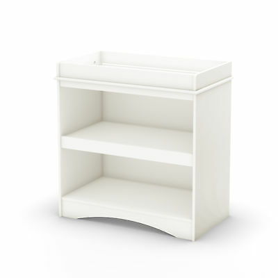 South Shore Peak a Boo Collection Changing Table White