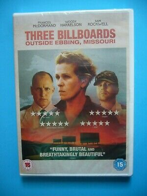 DVD Three Billboards Outside Ebbing Missouri