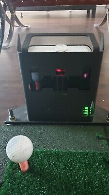 SkyTrak Golf Simulator / Launch Monitor with protective case 11 months game plan