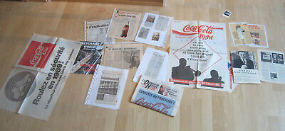 lot articles coca-cola