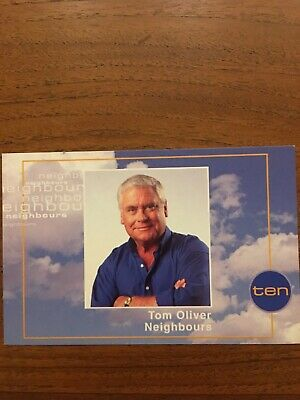 Tv Fan Card Neighbors Tomoliver Free Postage