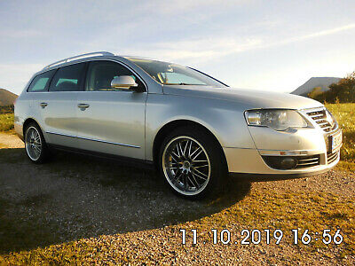 VW Passat Variant TDI Highline 4Motion, EZ 01.2007