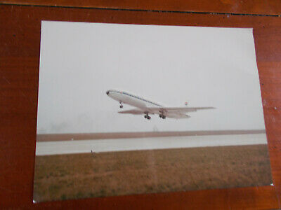 29 SE 210 Caravelle-Photo aviation-Approx.18/24-Collection.