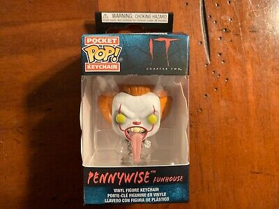 Funko Pocket Pop Keychain: IT Chapter Two™ - Pennywise™ Funhouse Figure #40652