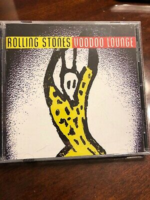 The Rolling Stones : Voodoo Lounge CD (1994)