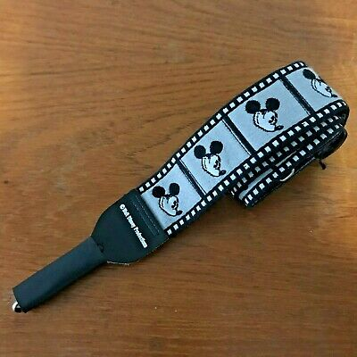 Vintage Collectable Disney Mickey Mouse Camera Neck Strap Bobby Lee