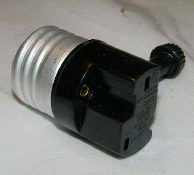 Free Shipping !! 3 New On / Off Lamp Switch, ,Lamp Repair, Vintage Lamp Parts
