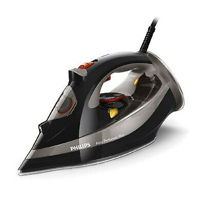 Philips GC4526/87 Azur Performer Plus Steam Iron with 210 g Steam Boost, 2600 W