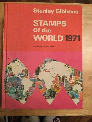 Stamps Of The World 1971 A Stanley Gibbons Catalogue