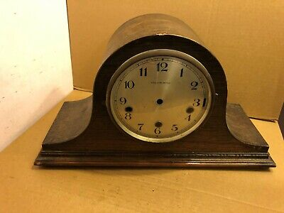 Vintage Westminster Chiming Clock Casing With Haller AC Mechanism - For repair