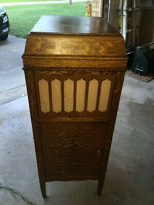 Rare Edison Cylinder Amberola 75 Professionally Reconditioned Sounds Great