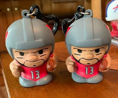 SqueezyMates NFL 2019 Series 2 Tampa Bay Buccaneers Mike Evans Lot of 2