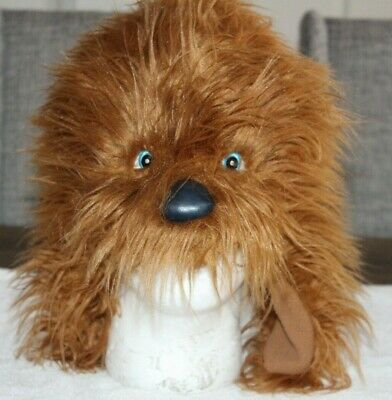 Official Disney Parks Star Wars Chewbacca Plush Ears Hat Halloween Costume