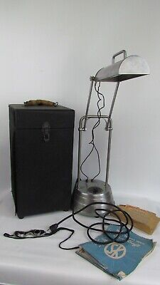VTG Sun-Kraft Cold Quartz Ultraviolet Ray Therapy Lamp model A-1