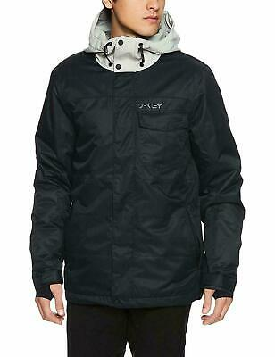 Veste Oakley Division 10k Biozone Insulated Blackout par